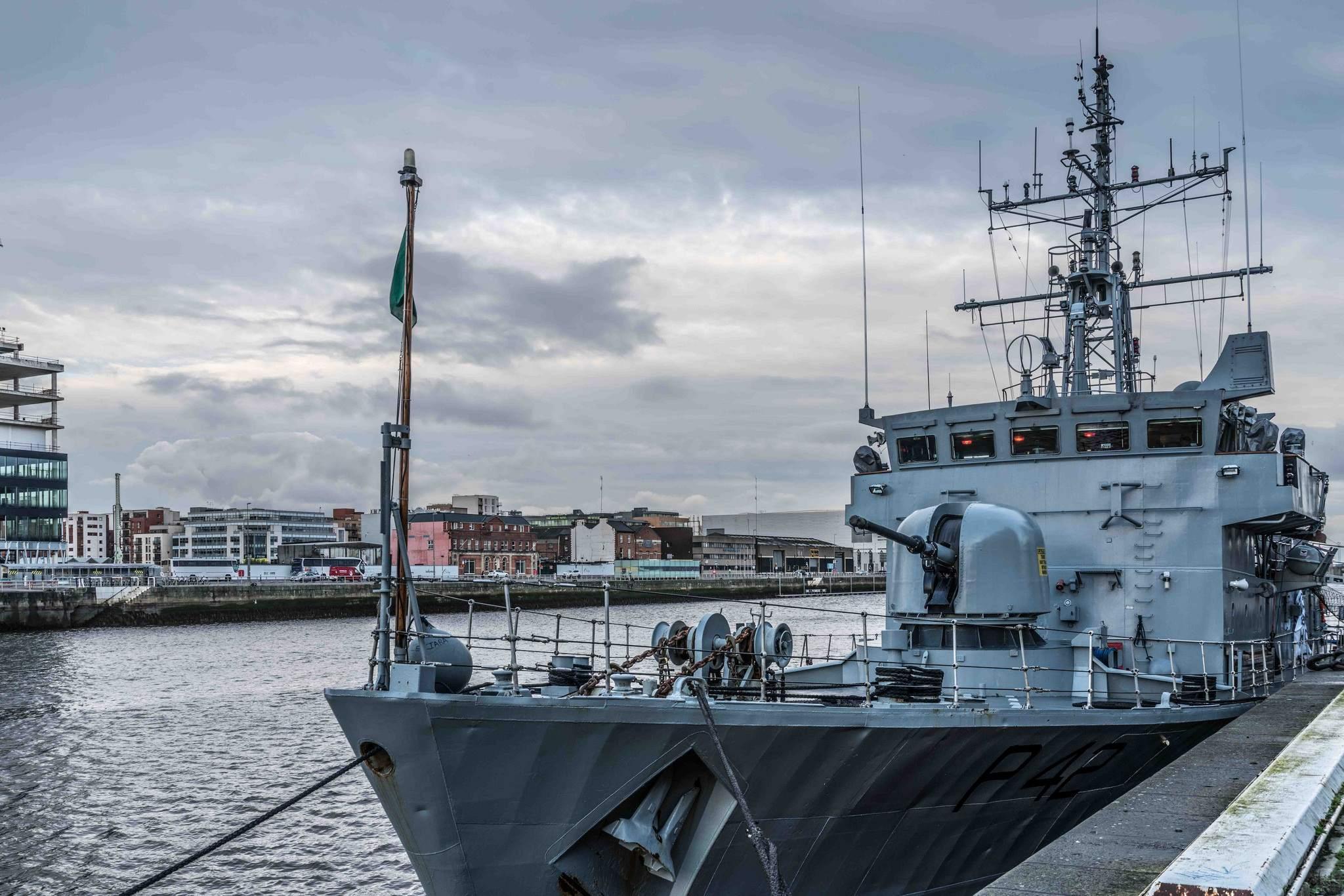 dublin docklands9 Walking Around Dublin Docklands by Marphy