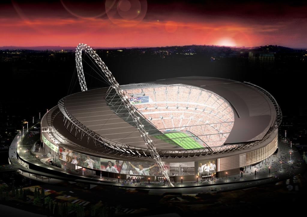 wembley stadium Wembley Stadium   Ultimate Place of Football