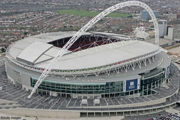wembley stadium1 Wembley Stadium   Ultimate Place of Football