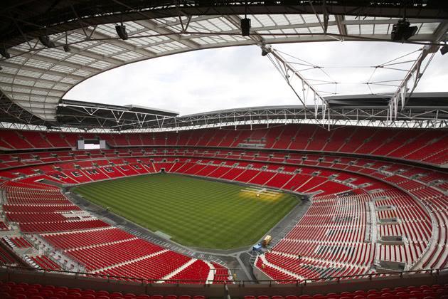 wembley stadium10 Wembley Stadium   Ultimate Place of Football