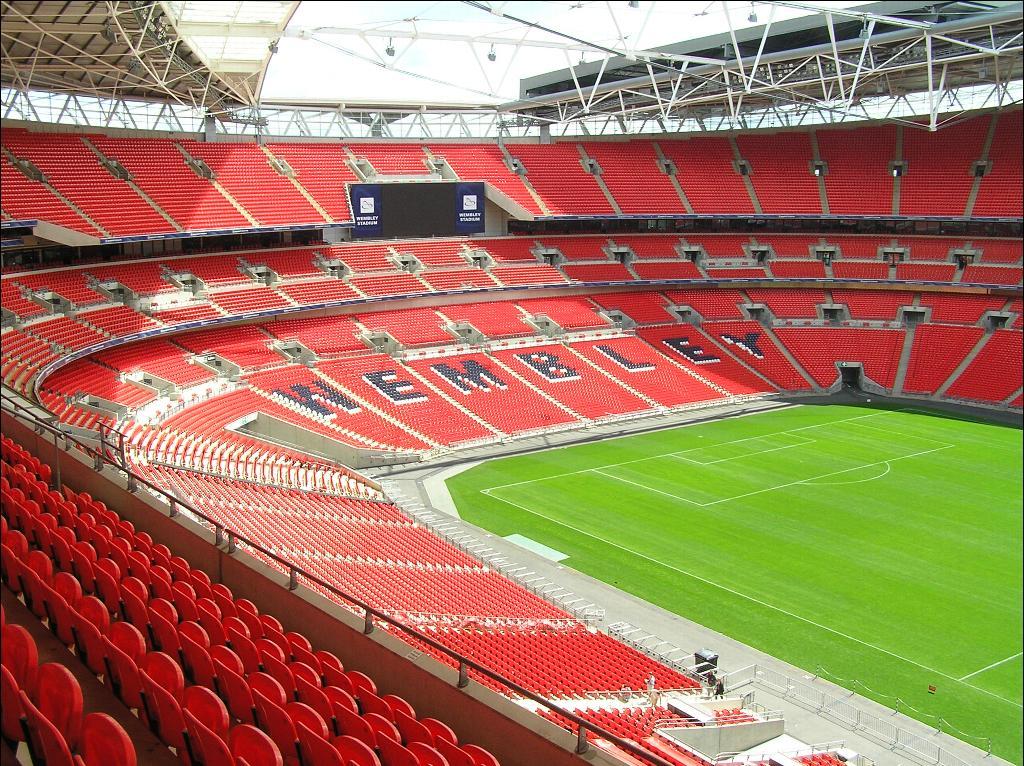 wembley stadium12 Wembley Stadium   Ultimate Place of Football