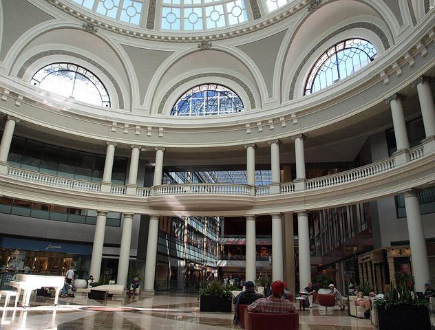 westfield shopping centre3 Westfield Shopping Centre in San Francisco