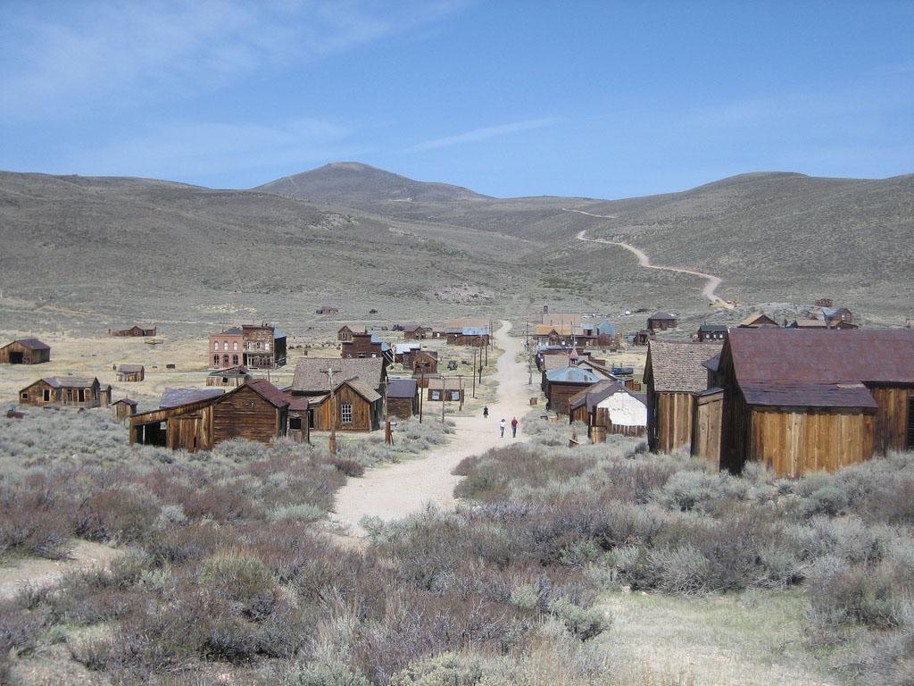 bodie california5 Wild West Bodie Ghost Town
