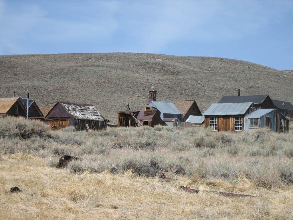 bodie california7 Wild West Bodie Ghost Town