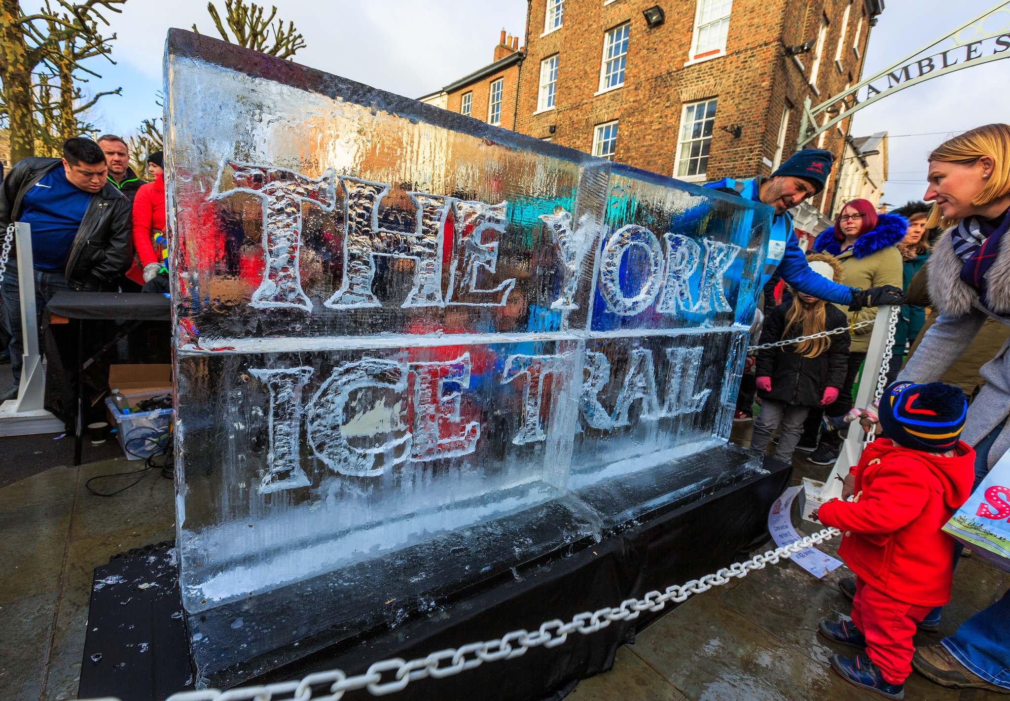 ice trail York Ice Trail 2019