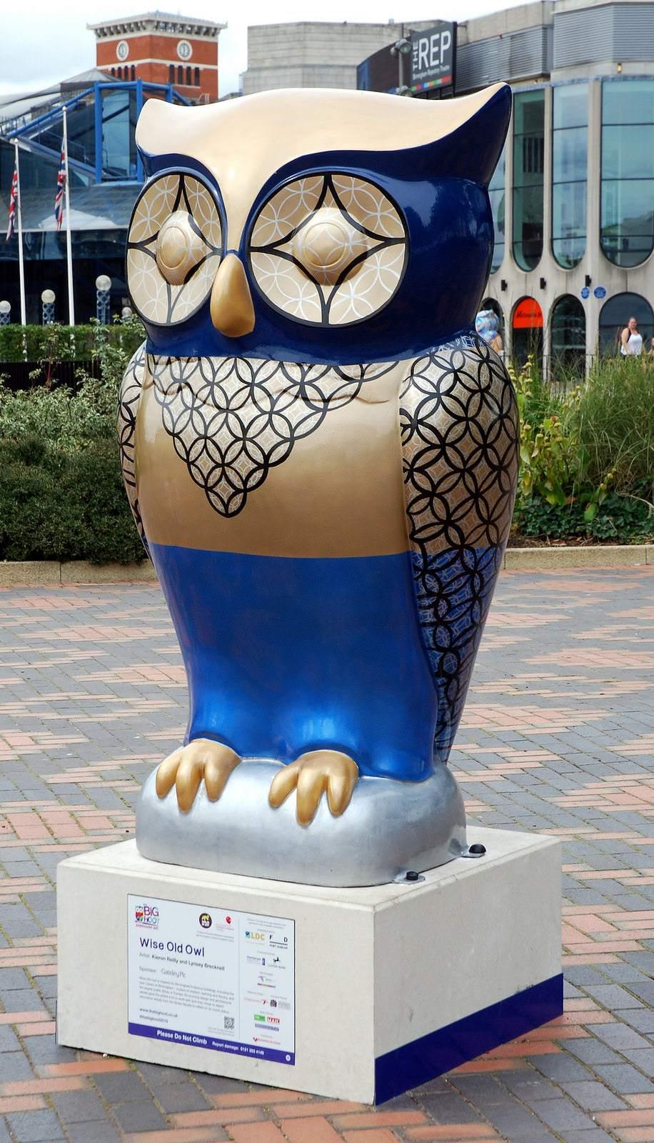 big hoot15 The 2015 Big Hoot Owls in Birmingham