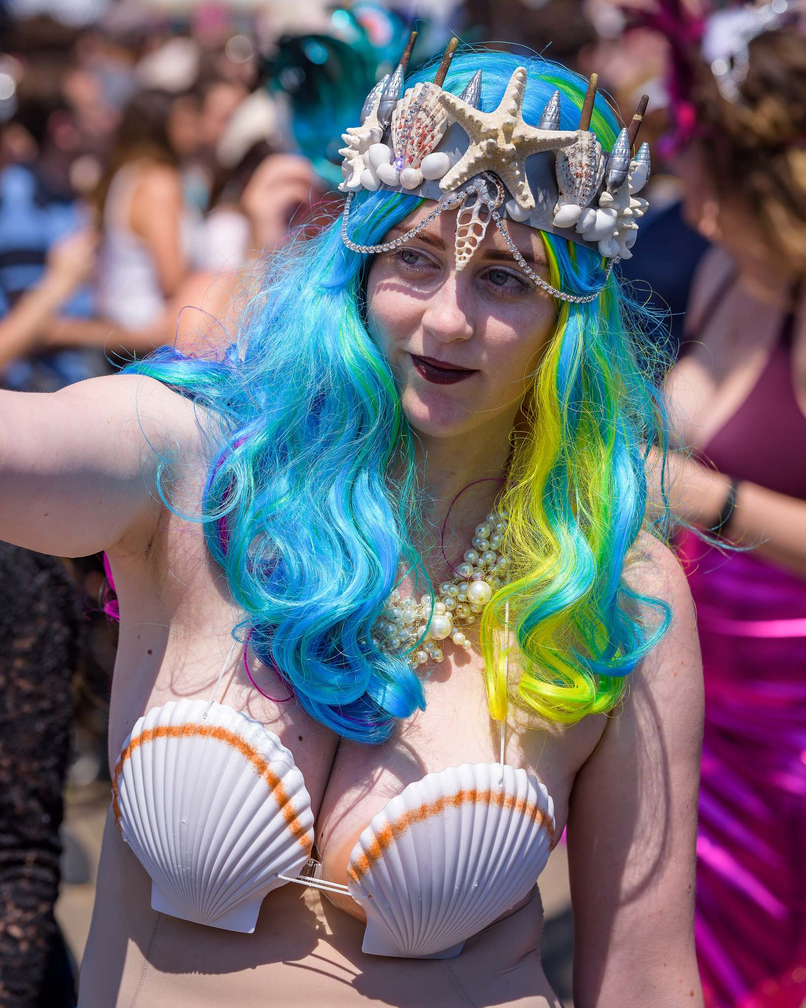 mermaid parade12 2016 Coney Island Mermaid Parade in NYC