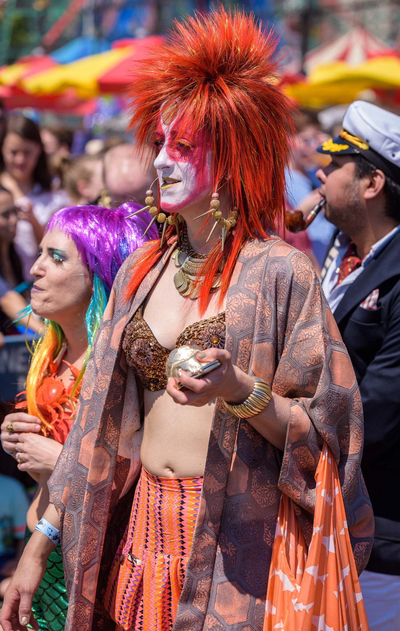 mermaid parade3 2016 Coney Island Mermaid Parade in NYC