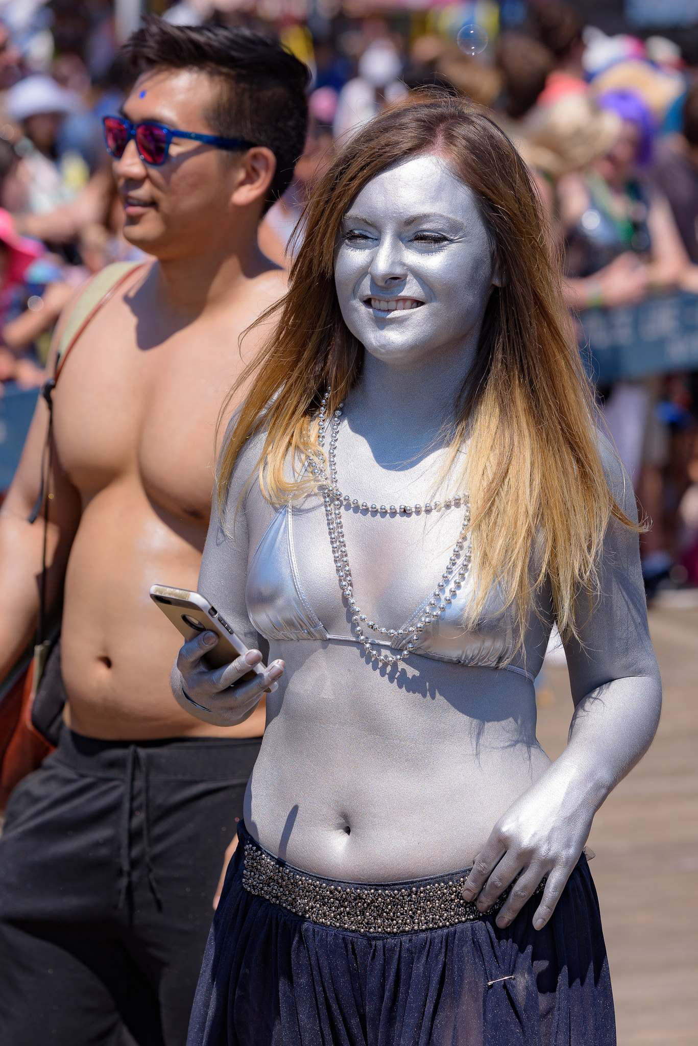 mermaid parade8 2016 Coney Island Mermaid Parade in NYC