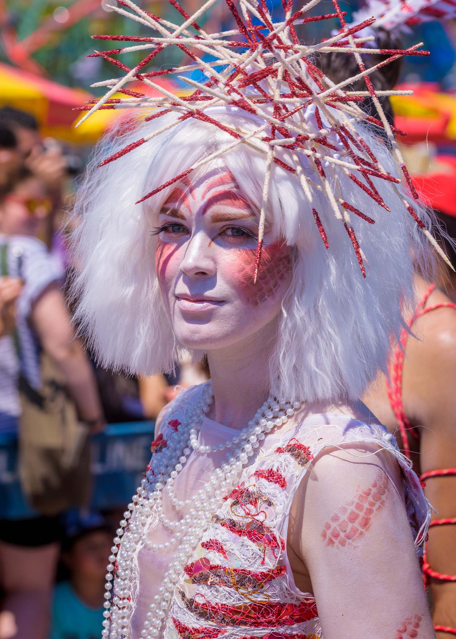 mermaid parade9 2016 Coney Island Mermaid Parade in NYC