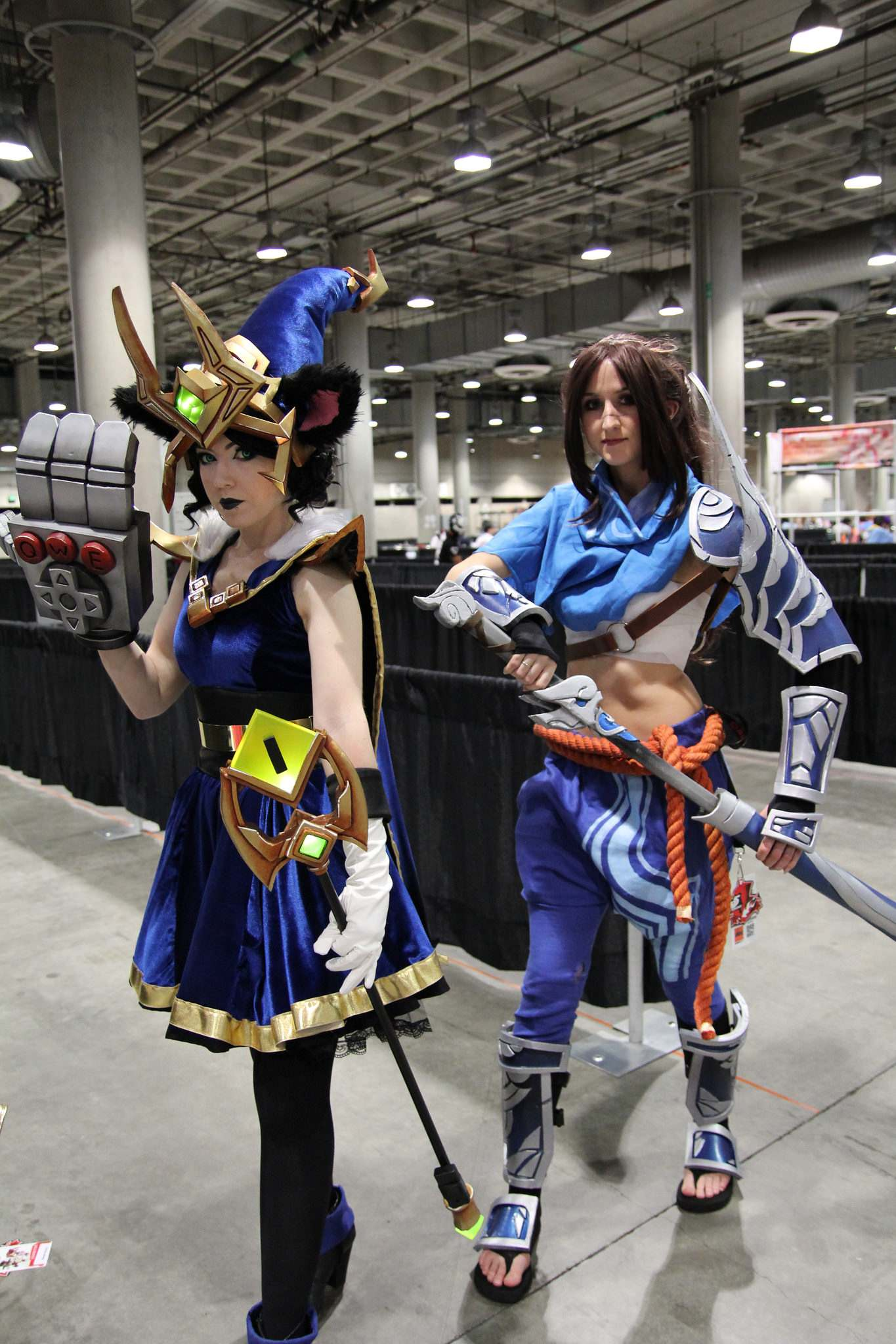 ax20166 Anime Expo 2016 in Los Angeles Convention Center
