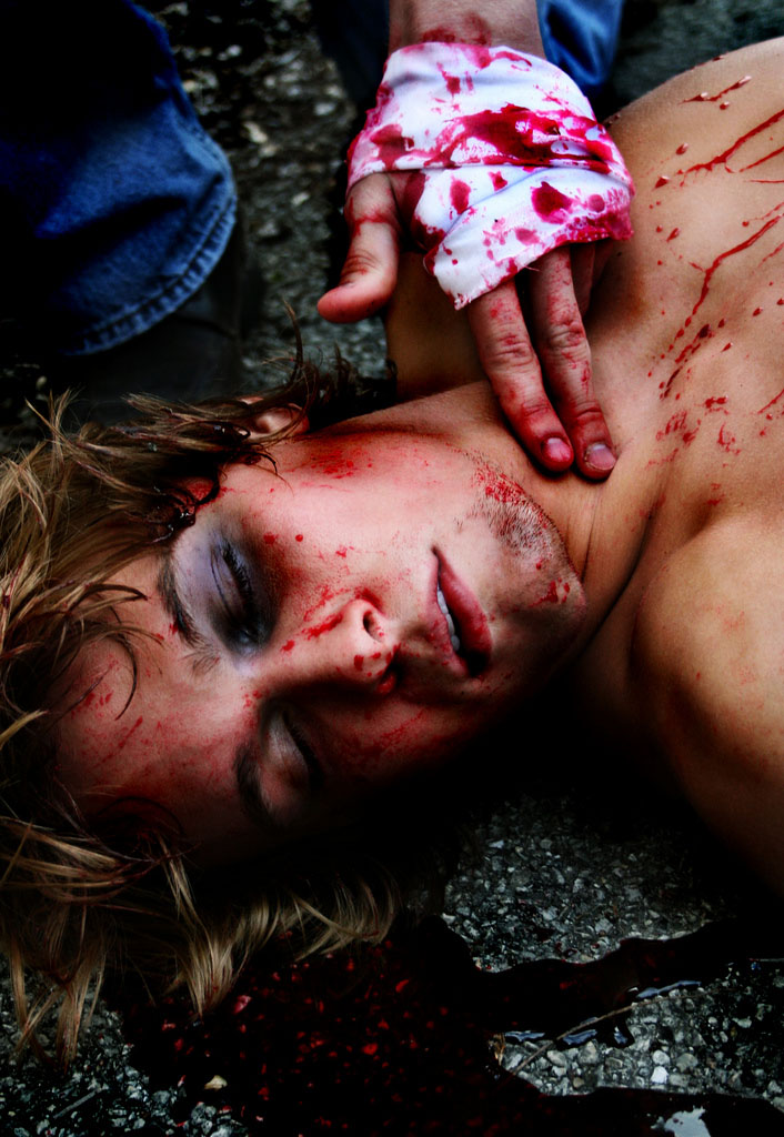 fight club1 Art Photography Inspired by Brad Pitt Movie