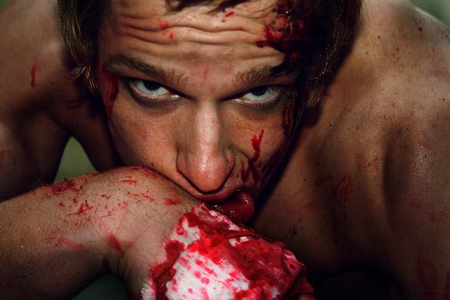 fight club3 Art Photography Inspired by Brad Pitt Movie