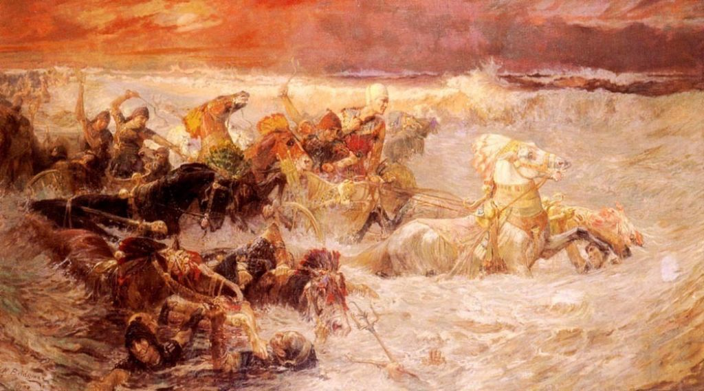 bridgman11 Artwork by Frederick Arthur Bridgman