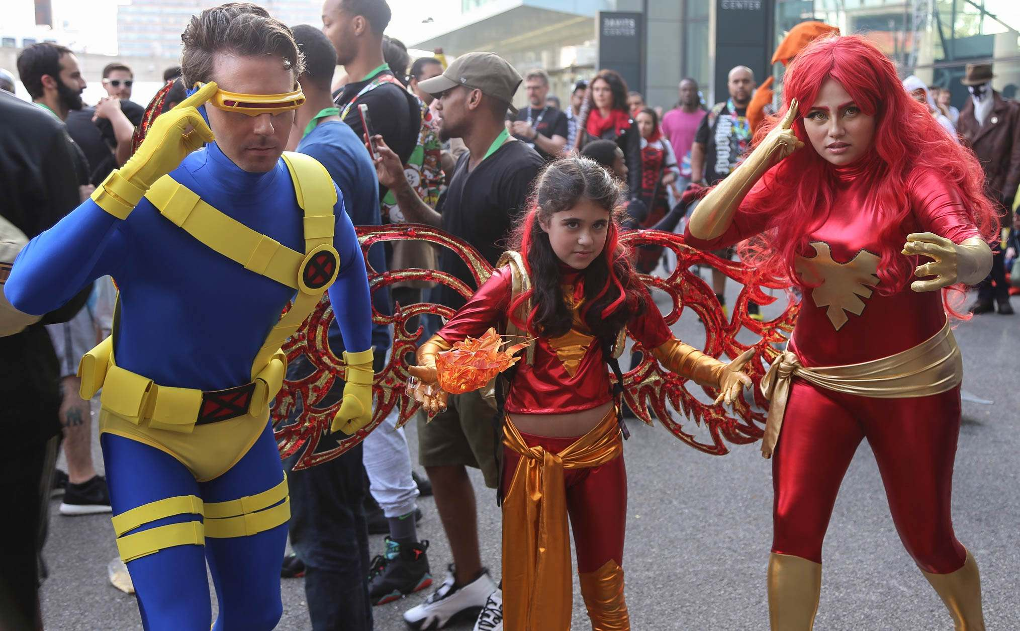 nycc10 Best Costumes from Comic Con in New York 2017