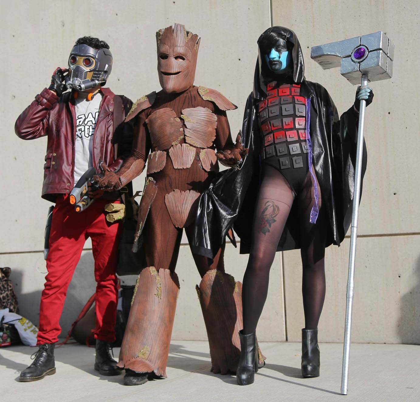nycc11 Best Costumes from Comic Con in New York 2017