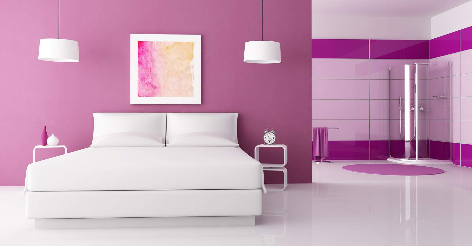 interiors trends5 Colorful Interior Design Trends