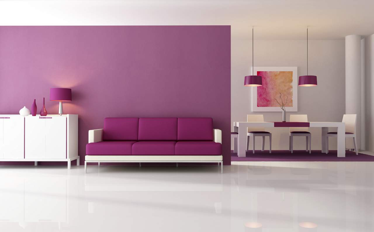 interiors trends8 Colorful Interior Design Trends