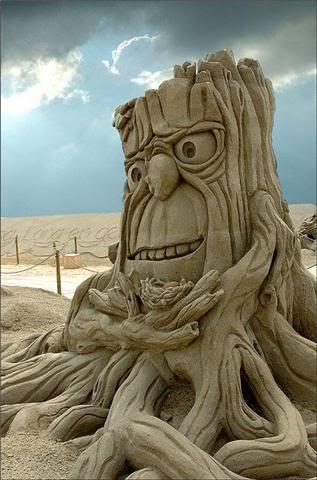 sand art10 Creative Sand Art