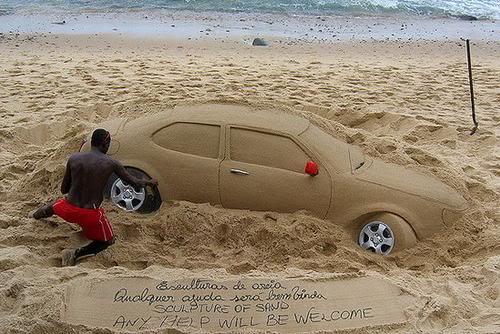 sand art18 Creative Sand Art