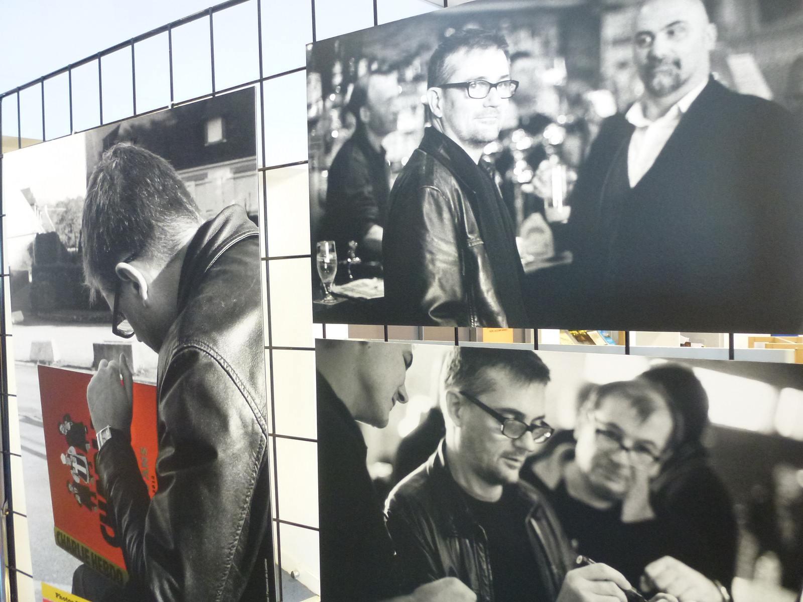 charlie hebdo exhibit14 Exhibition Charlie Hebdo at Quimperle