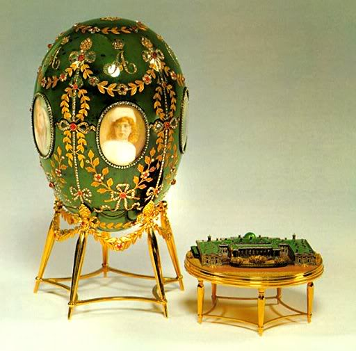 faberge eggs1 Faberge Expensive Easter Eggs