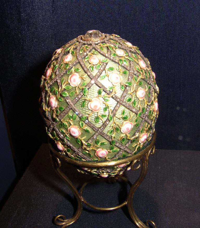 faberge eggs9 Faberge Expensive Easter Eggs