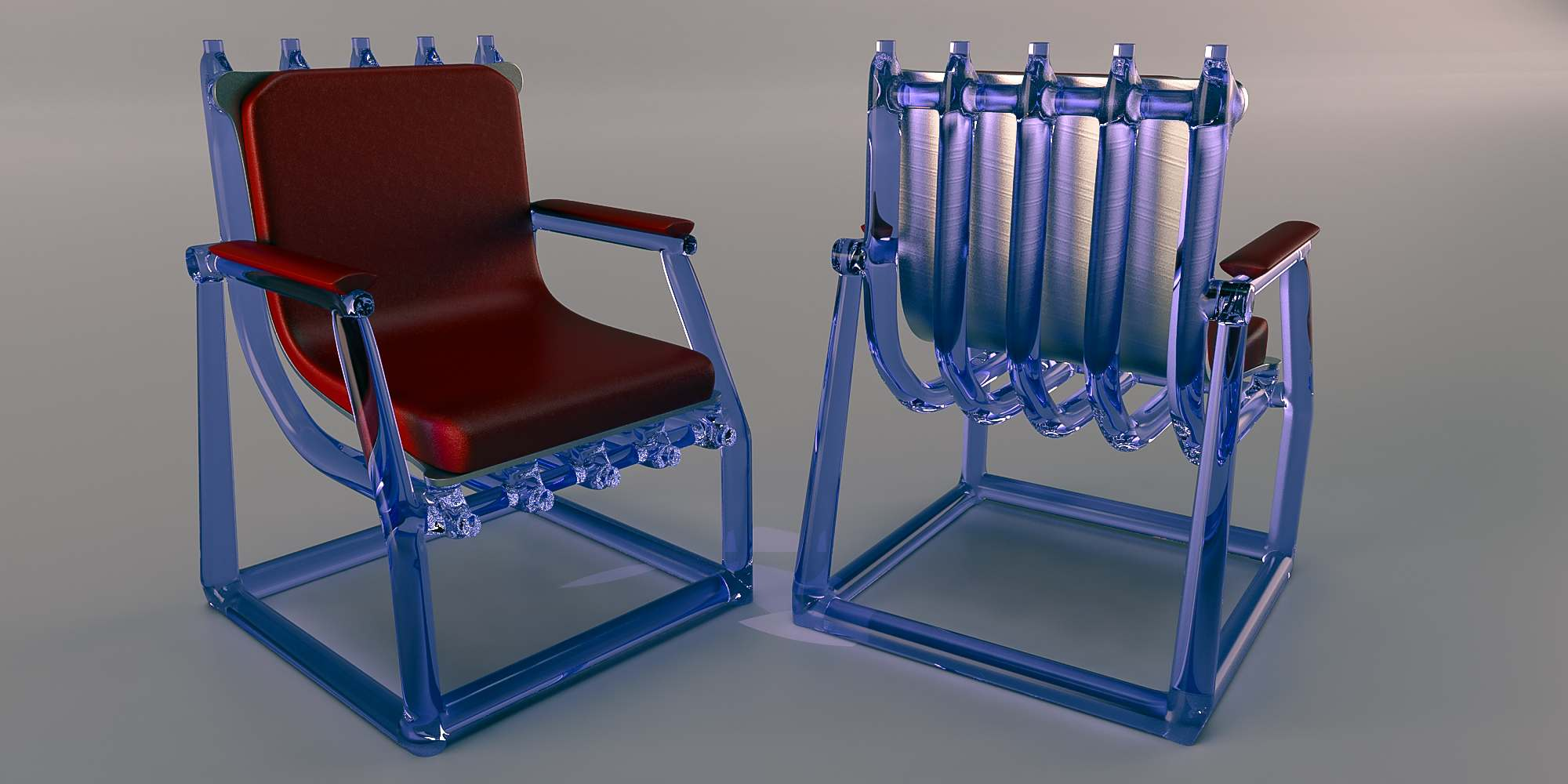 industrialdesign15 Industrial Design Modeled and Rendered in Modo by Mike Grauer