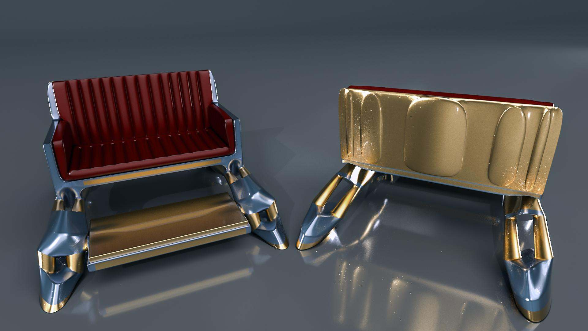 industrialdesign16 Industrial Design Modeled and Rendered in Modo by Mike Grauer