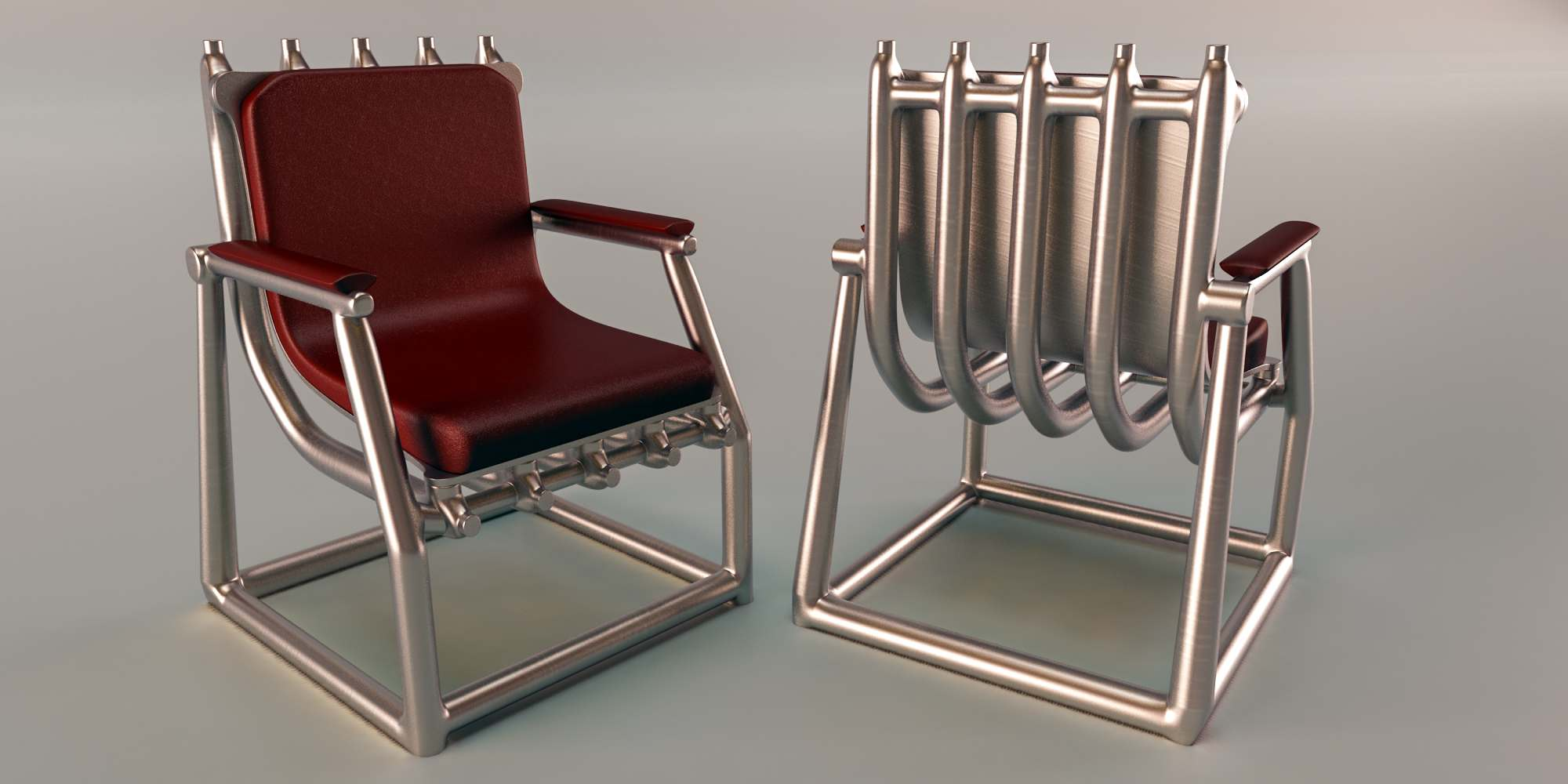 industrialdesign2 Industrial Design Modeled and Rendered in Modo by Mike Grauer