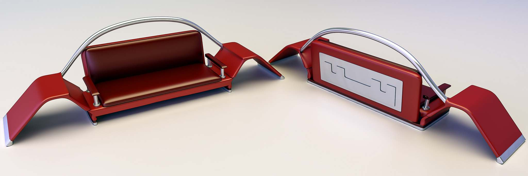 industrialdesign6 Industrial Design Modeled and Rendered in Modo by Mike Grauer