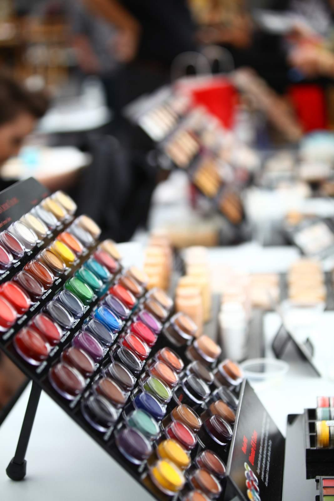 make up6 The International Make Up Artist Trade Show 2014, Vancouver
