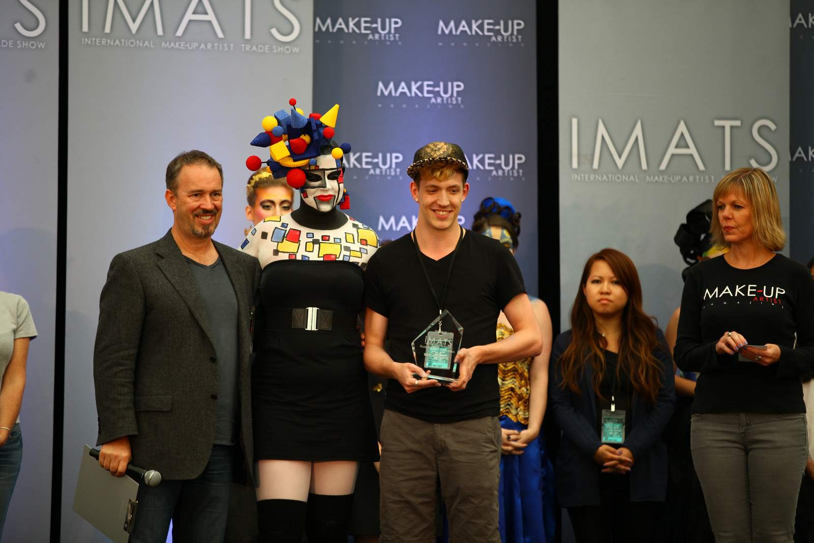 make up8 The International Make Up Artist Trade Show 2014, Vancouver