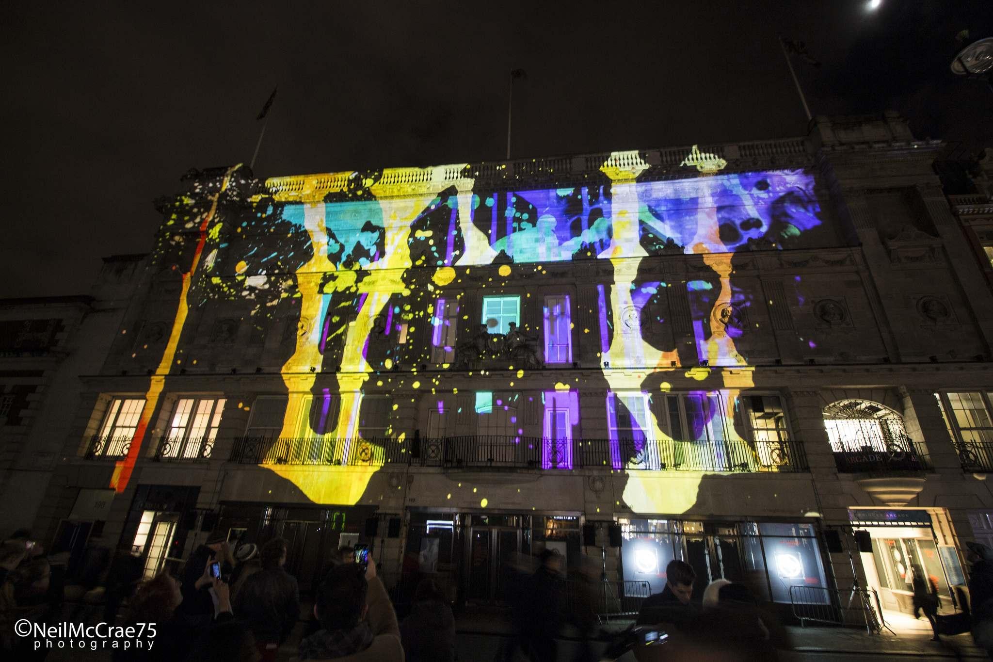 london lumiere festival12 The London Light Lumiere Festival by Neil McCrae