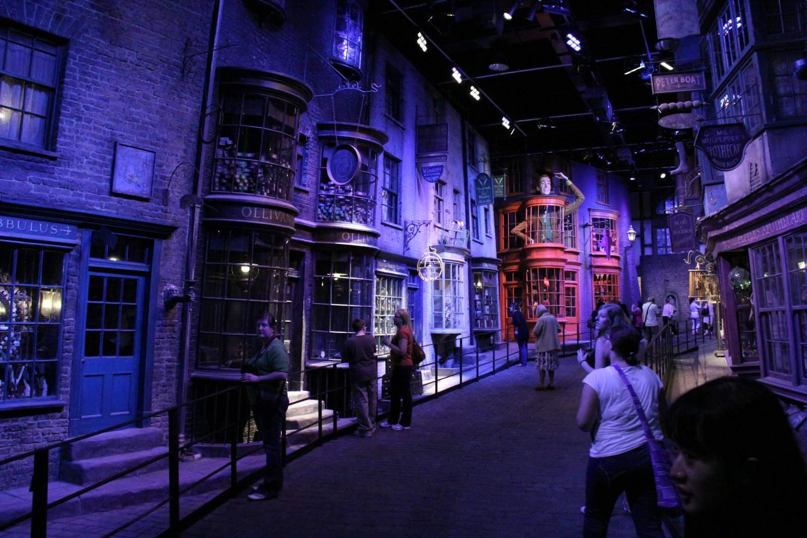 making harry potter The Making of Harry Potter, Warner Bros Studio London