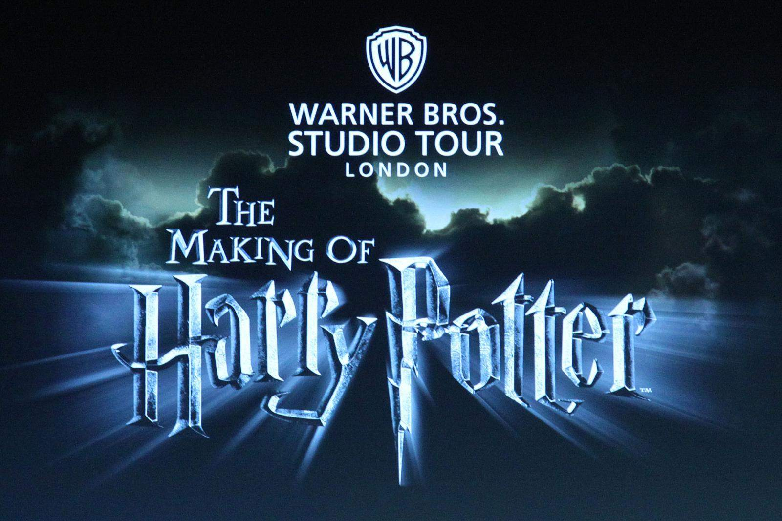 making harry potter18 The Making of Harry Potter, Warner Bros Studio London