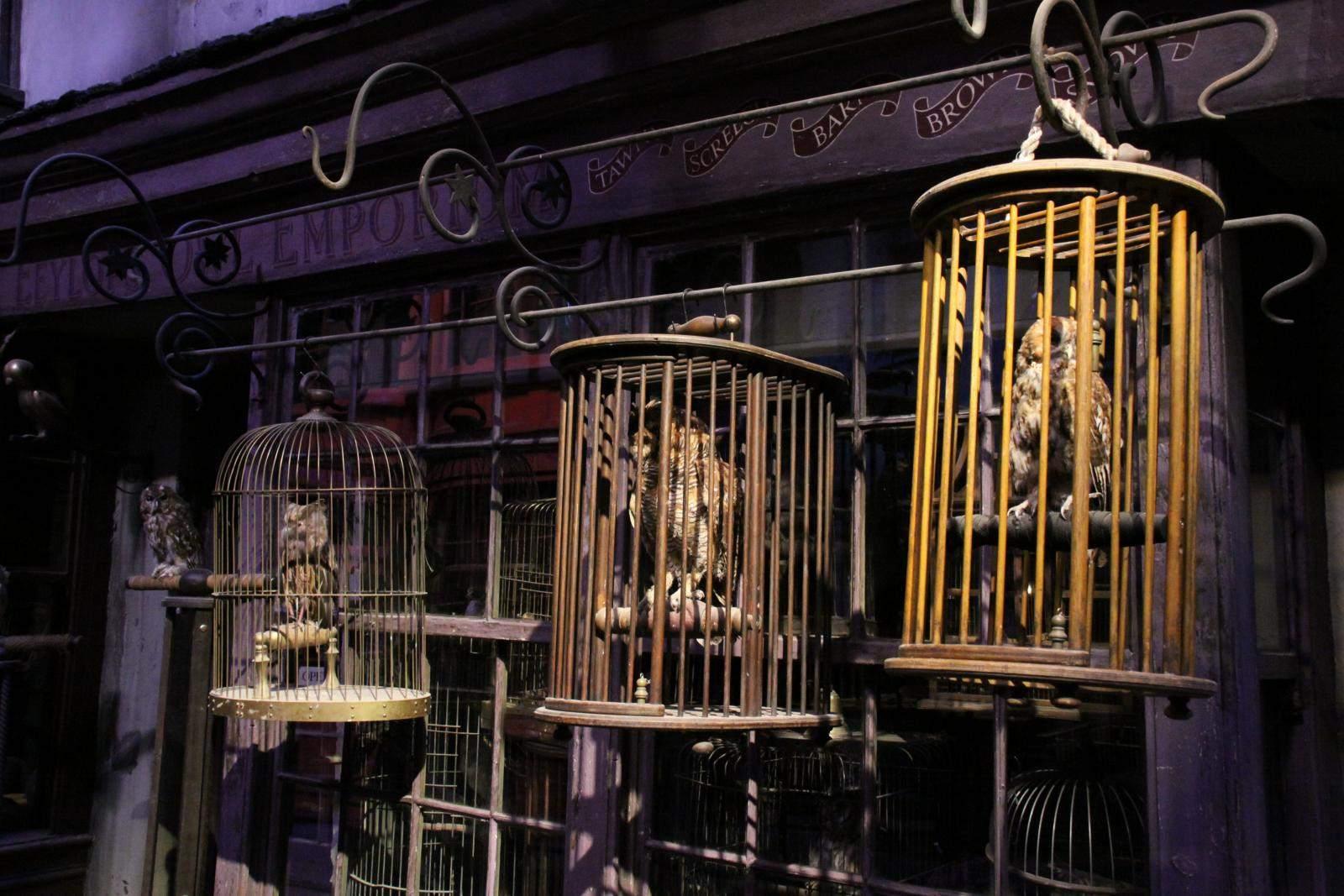 making harry potter2 The Making of Harry Potter, Warner Bros Studio London