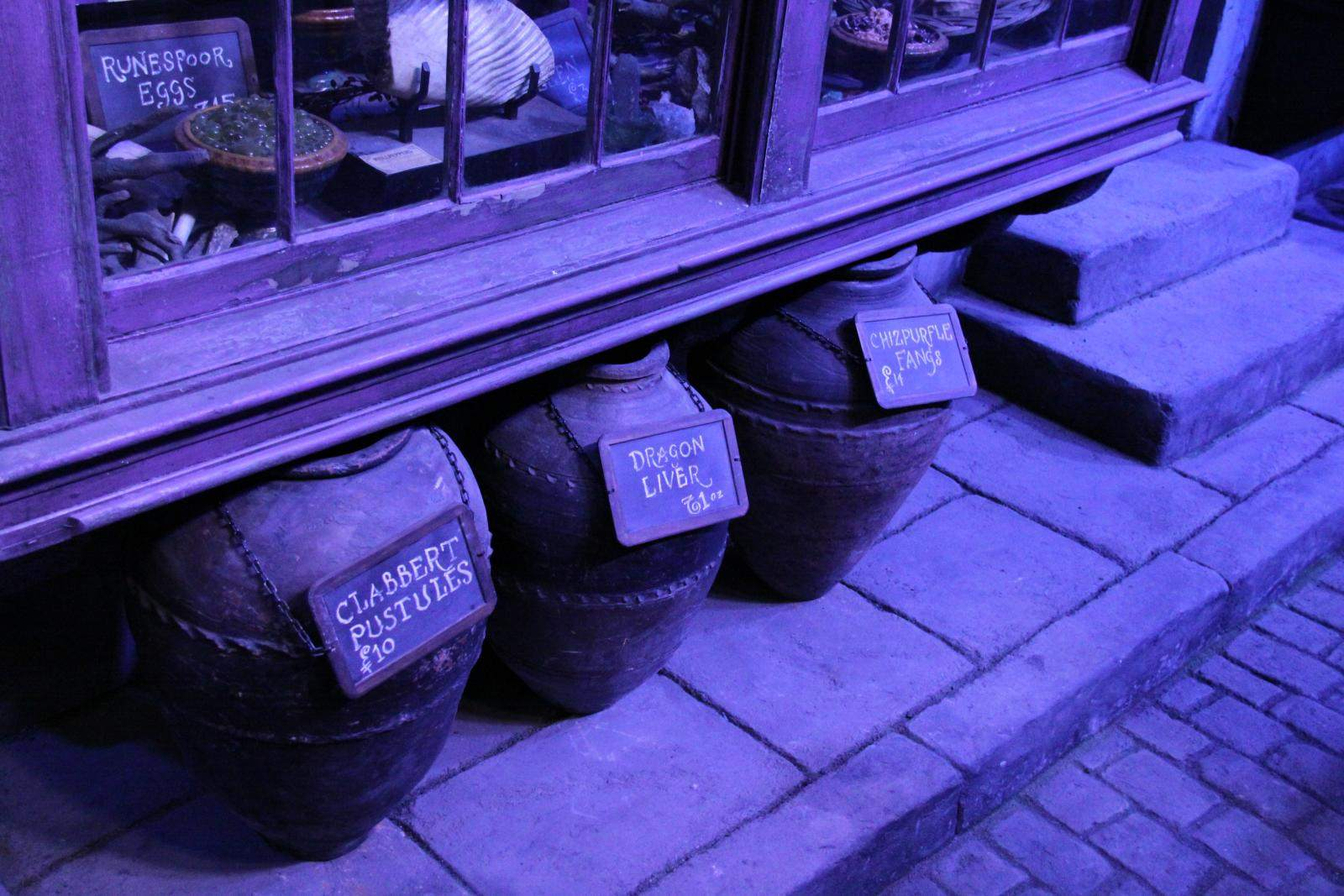 making harry potter3 The Making of Harry Potter, Warner Bros Studio London