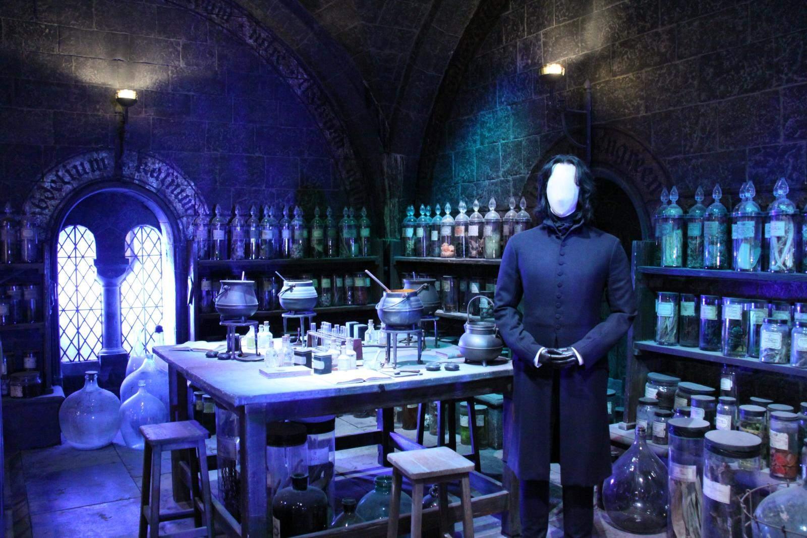 making harry potter9 The Making of Harry Potter, Warner Bros Studio London