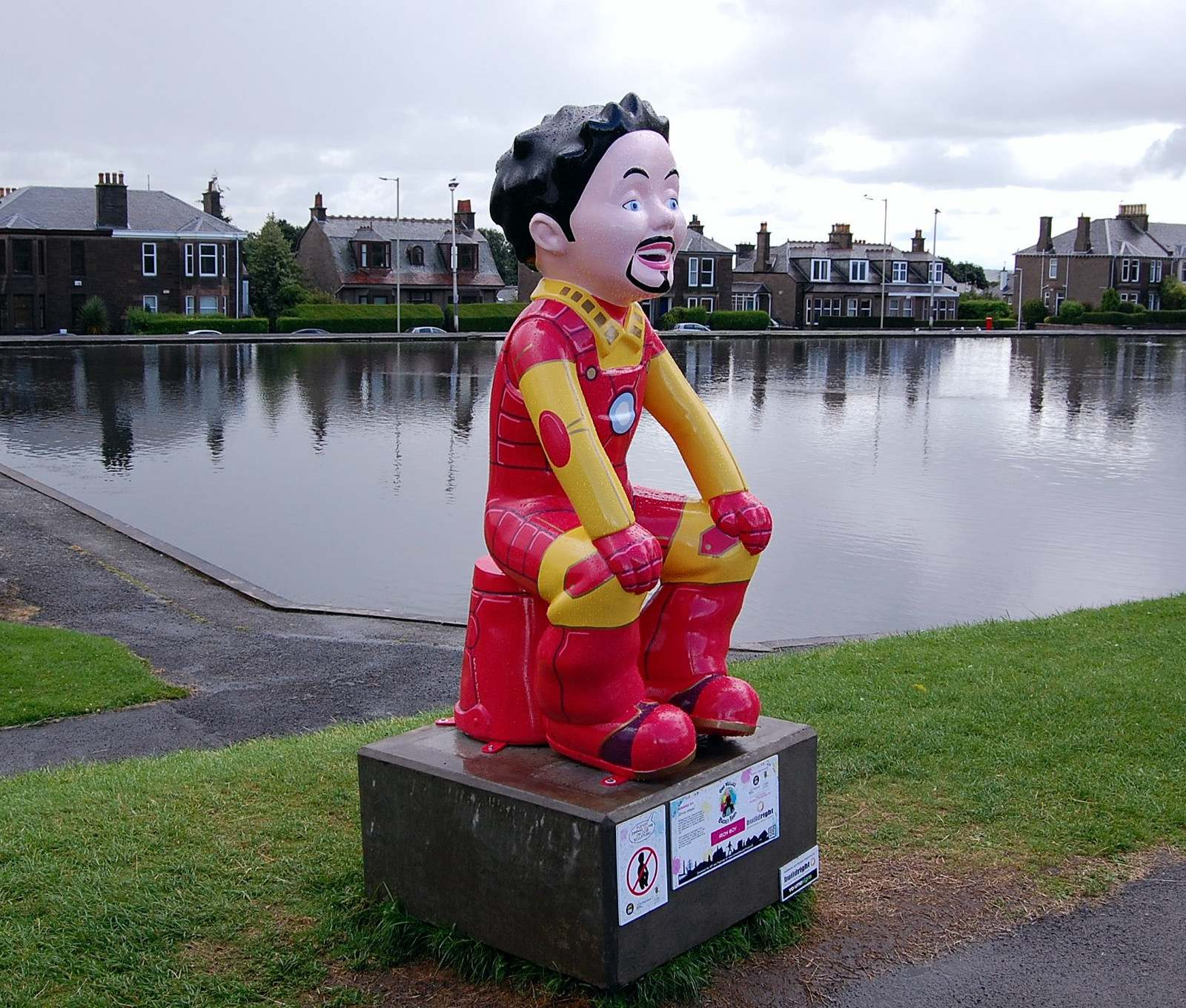 wullie13 Oor Wullie Bucket Trail in City of Dundee