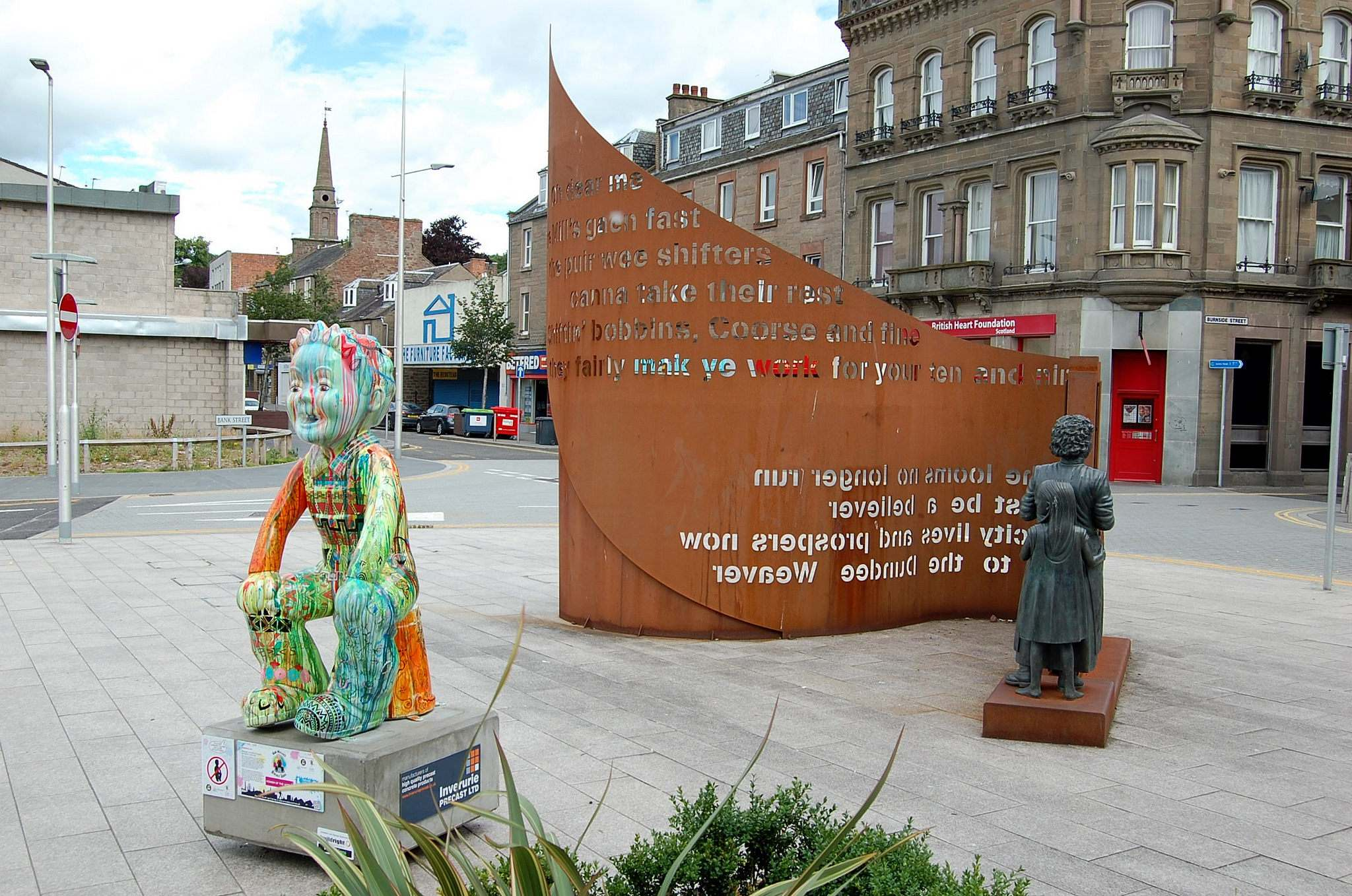 wullie23 Oor Wullie Bucket Trail in City of Dundee
