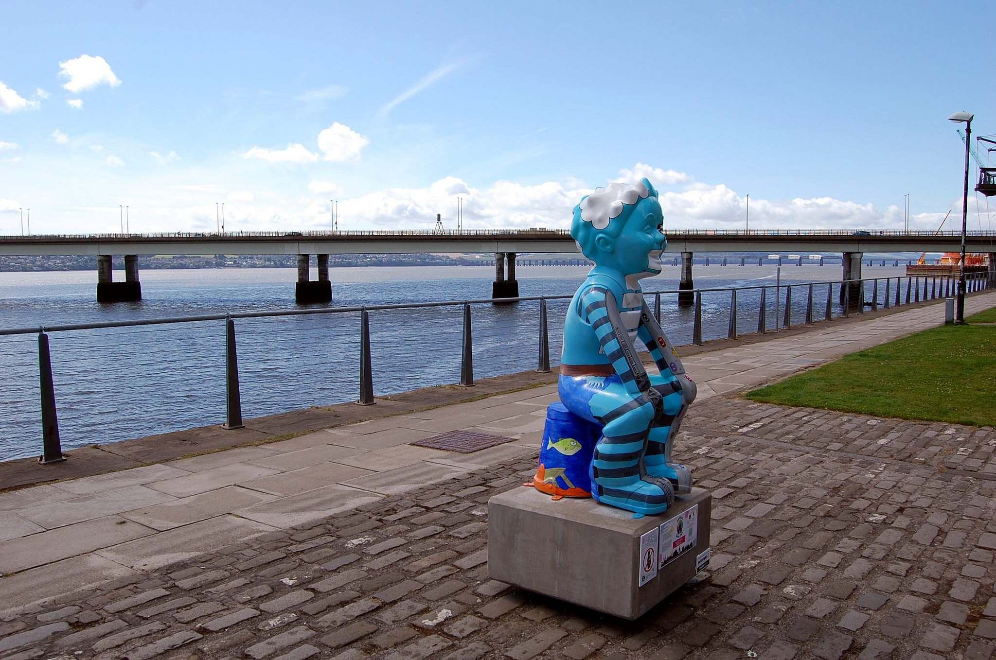 wullie7 Oor Wullie Bucket Trail in City of Dundee