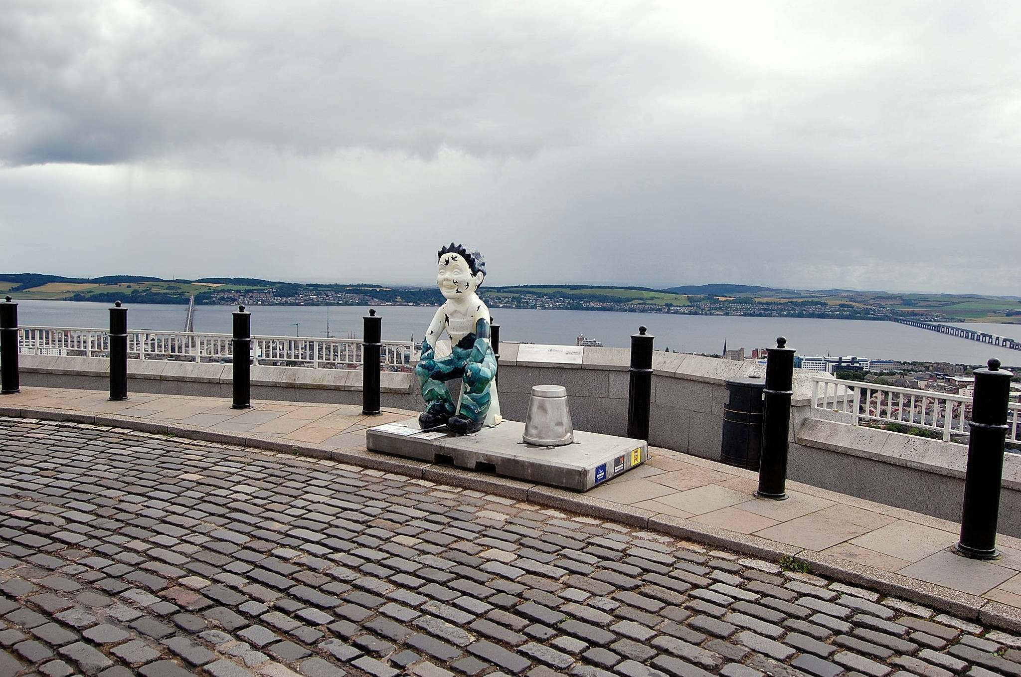 wullie8 Oor Wullie Bucket Trail in City of Dundee