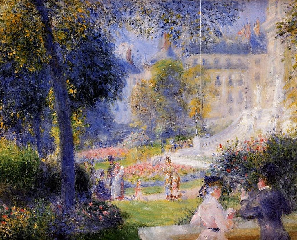 renoir artwork6 Pierre Auguste Renoir Artwork