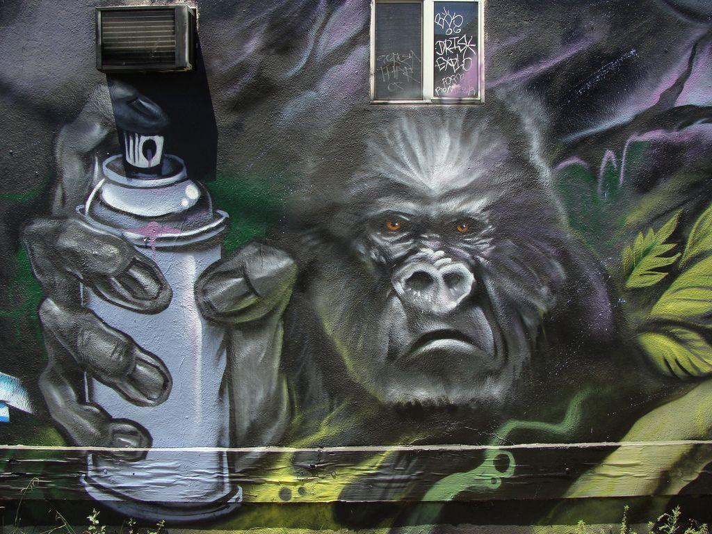graffiti art Street Art and Graffiti in Los Angeles