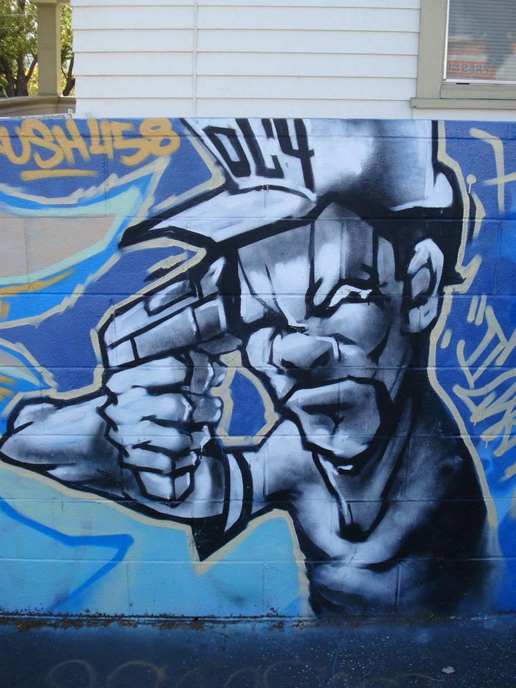 graffiti art1 Street Art and Graffiti in Los Angeles