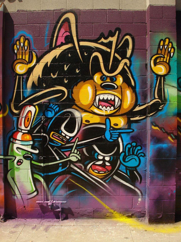 graffiti art10 Street Art and Graffiti in Los Angeles