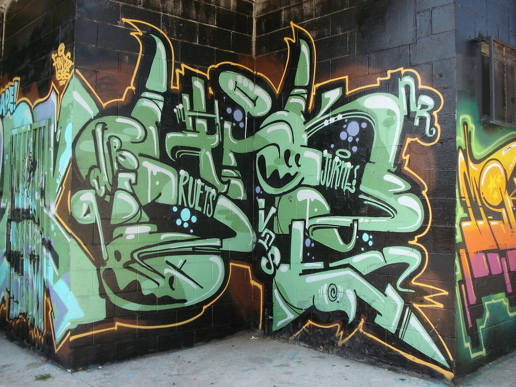 graffiti art11 Street Art and Graffiti in Los Angeles