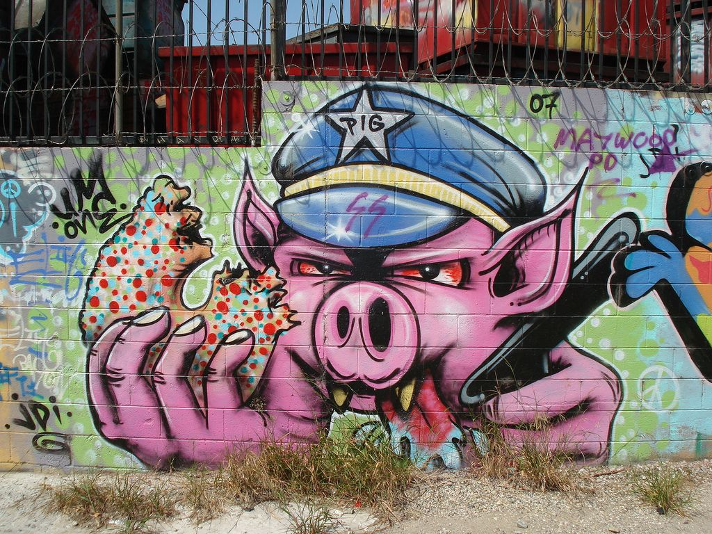 graffiti art12 Street Art and Graffiti in Los Angeles