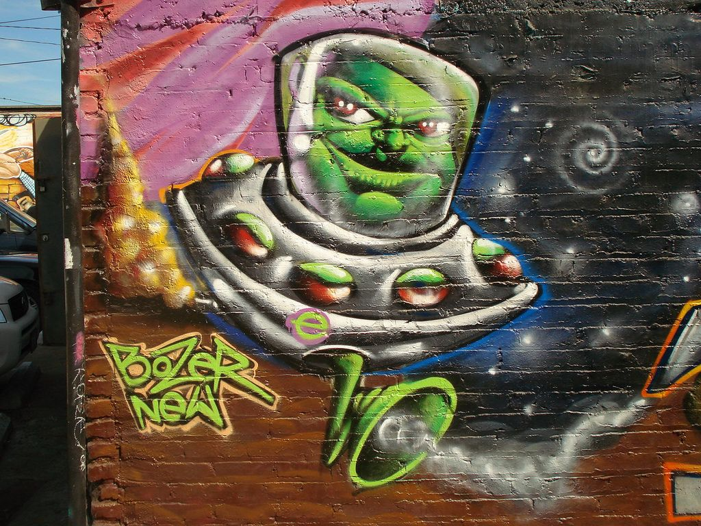 graffiti art14 Street Art and Graffiti in Los Angeles
